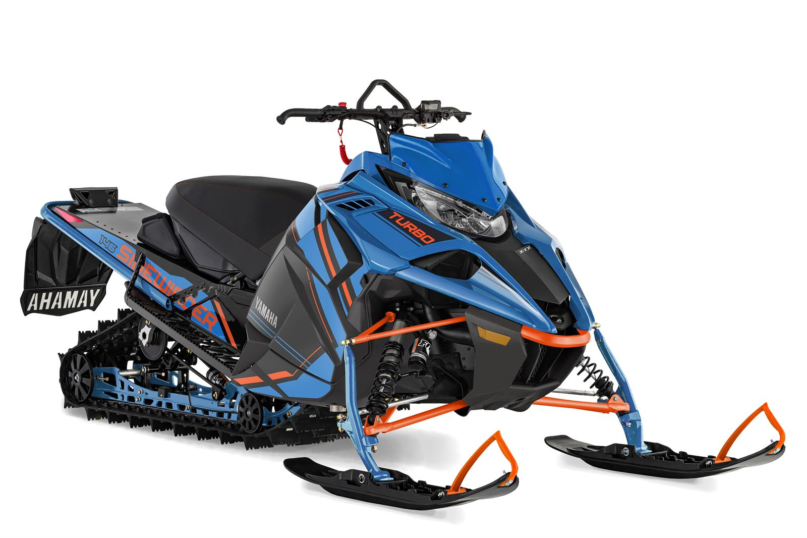2022 Yamaha Sidewinder X-TX SE 146 in Escanaba, Michigan - Photo 2