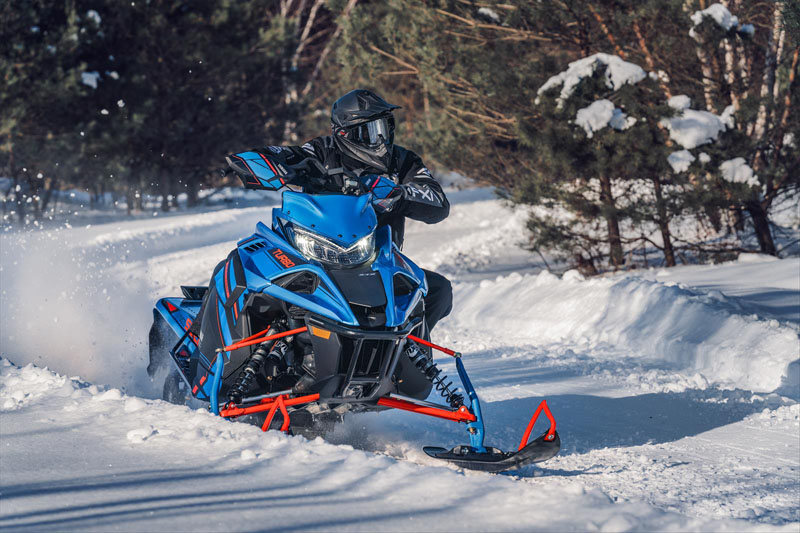 2022 Yamaha Sidewinder X-TX SE 146 in Derry, New Hampshire - Photo 3