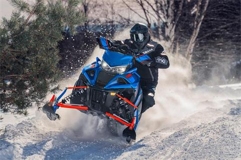 2022 Yamaha Sidewinder X-TX SE 146 in Derry, New Hampshire - Photo 5