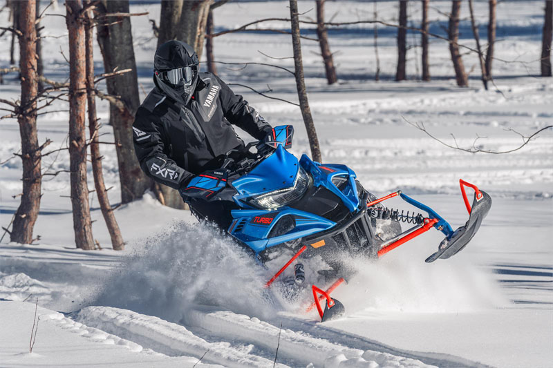 2022 Yamaha Sidewinder X-TX SE 146 in Escanaba, Michigan - Photo 7