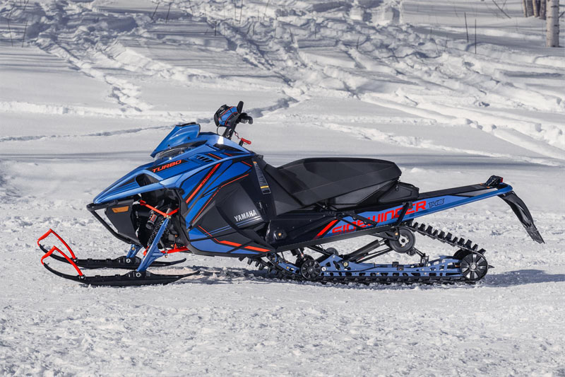 2022 Yamaha Sidewinder X-TX SE 146 in Galeton, Pennsylvania - Photo 9