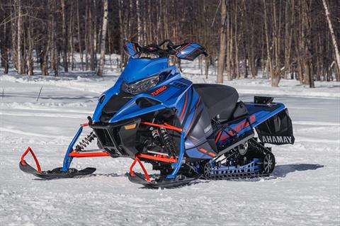 2022 Yamaha Sidewinder X-TX SE 146 in Cumberland, Maryland - Photo 10