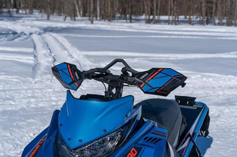 2022 Yamaha Sidewinder X-TX SE 146 in Escanaba, Michigan - Photo 13