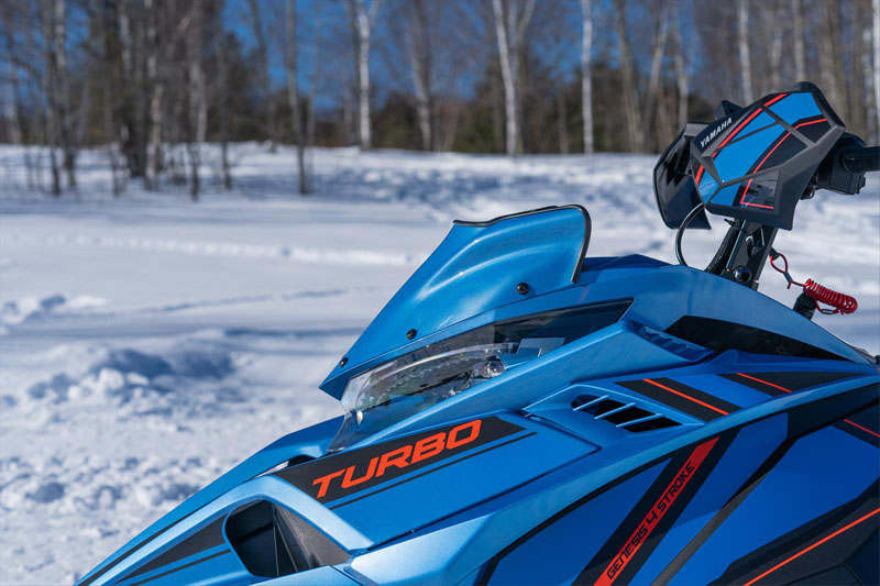 2022 Yamaha Sidewinder X-TX SE 146 in Derry, New Hampshire - Photo 15