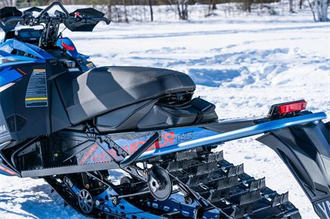 2022 Yamaha Sidewinder X-TX SE 146 in Hancock, Michigan - Photo 16