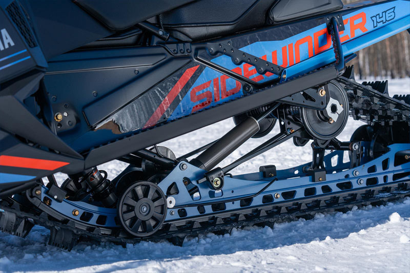 2022 Yamaha Sidewinder X-TX SE 146 in Escanaba, Michigan - Photo 17