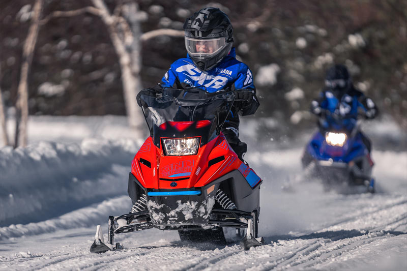 2022 Yamaha SnoScoot ES in Escanaba, Michigan - Photo 3