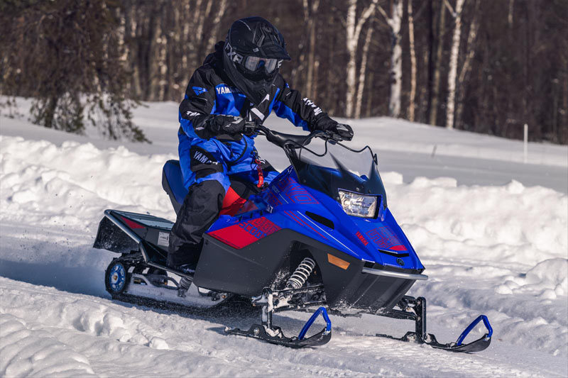 2022 Yamaha SnoScoot ES in Trego, Wisconsin - Photo 4