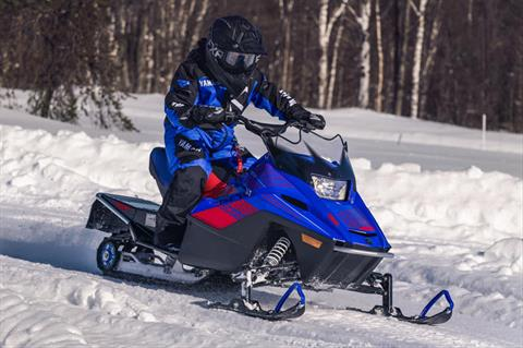 2022 Yamaha SnoScoot ES in Spencerport, New York - Photo 4