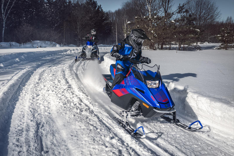 2022 Yamaha SnoScoot ES in Trego, Wisconsin - Photo 6