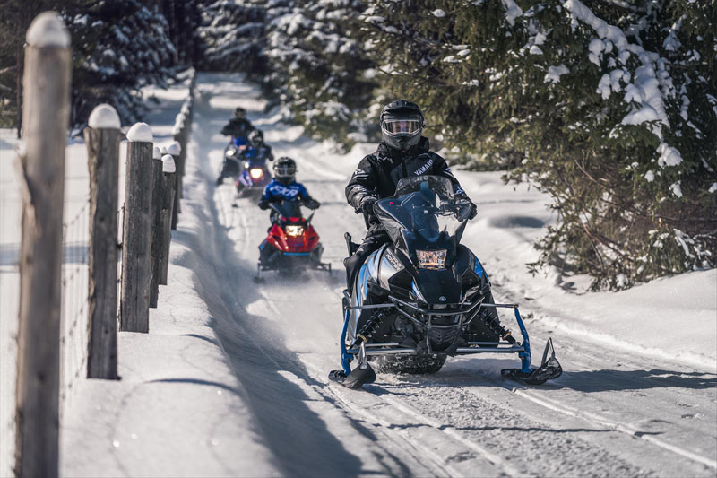 2022 Yamaha SnoScoot ES in Escanaba, Michigan - Photo 7