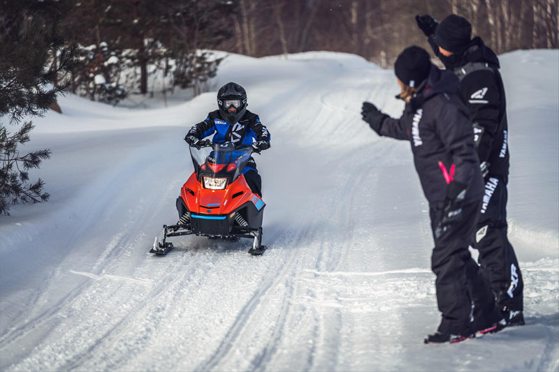2022 Yamaha SnoScoot ES in Spencerport, New York - Photo 8