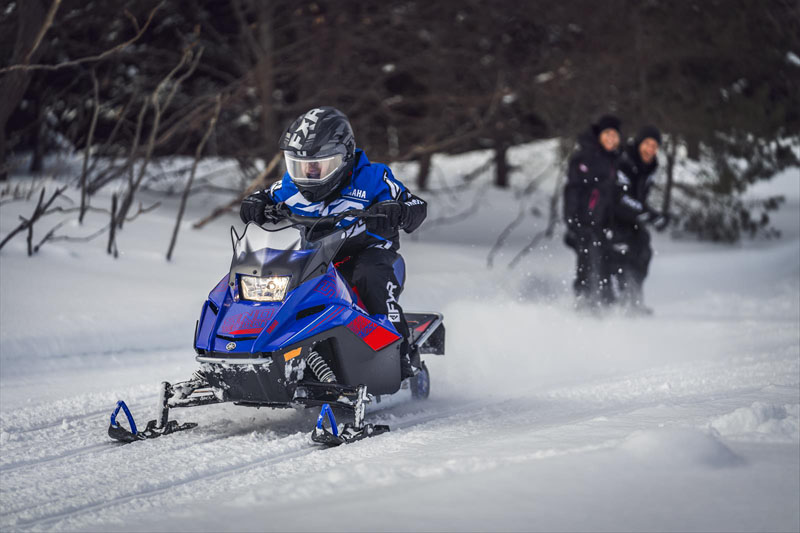 2022 Yamaha SnoScoot ES in Trego, Wisconsin - Photo 9