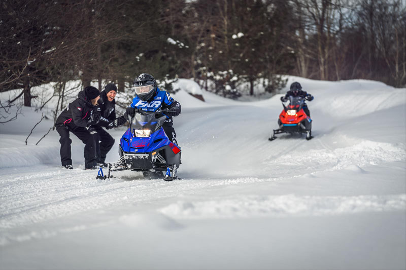 2022 Yamaha SnoScoot ES in Trego, Wisconsin - Photo 10