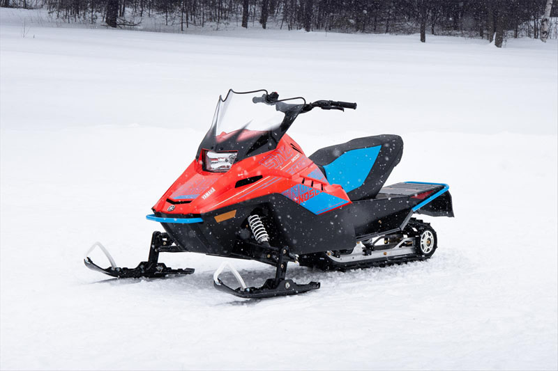 2022 Yamaha SnoScoot ES in Spencerport, New York - Photo 12