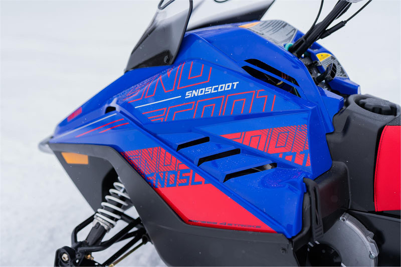 2022 Yamaha SnoScoot ES in Escanaba, Michigan - Photo 15