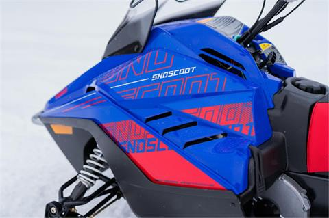 2022 Yamaha SnoScoot ES in Trego, Wisconsin - Photo 15
