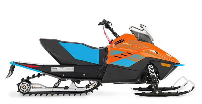 2022 Yamaha SnoScoot ES in Galeton, Pennsylvania - Photo 1
