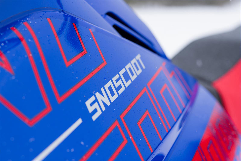 2022 Yamaha SnoScoot ES in Bozeman, Montana - Photo 16