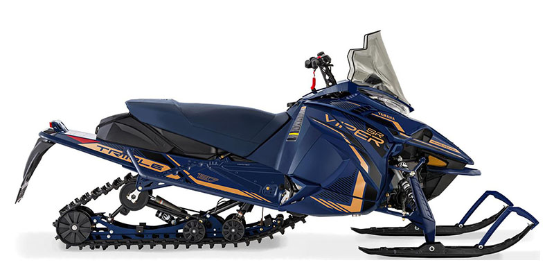 2022 Yamaha SRViper L-TX GT in Escanaba, Michigan