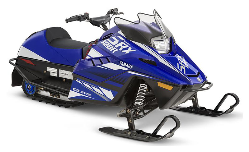 2022 Yamaha SRX120R in Escanaba, Michigan - Photo 2