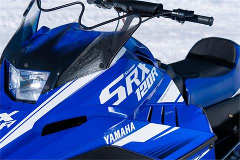 2022 Yamaha SRX120R in Escanaba, Michigan - Photo 5