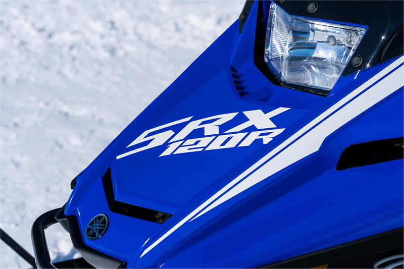 2022 Yamaha SRX120R in Escanaba, Michigan - Photo 7