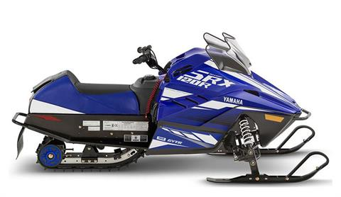 2022 Yamaha SRX120R in Escanaba, Michigan - Photo 1