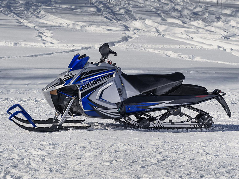 2022 Yamaha SXVenom in Sandpoint, Idaho - Photo 3