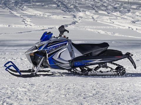 2022 Yamaha SXVenom in Tamworth, New Hampshire - Photo 3