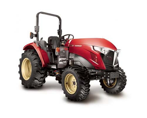 New 2019 Yanmar YT347 YT3 Series Compact Diesel Tractor with