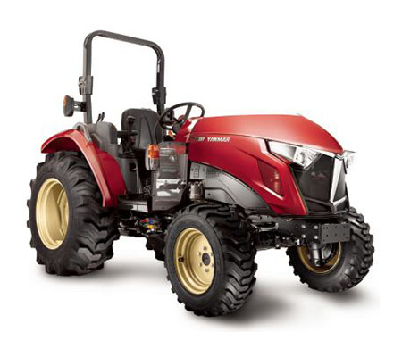 2019 Yanmar YT359 YT3 Series Compact Diesel Tractor with ROPS in Saint Johnsbury, Vermont