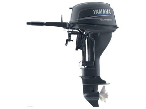 2005 Yamaha F15 hp 4-Stroke Portable in Lake City, Florida
