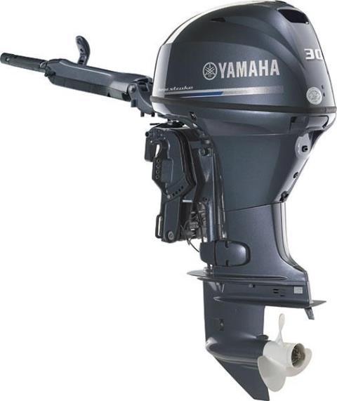 2015 Yamaha F30LEHA in Sparks, Nevada
