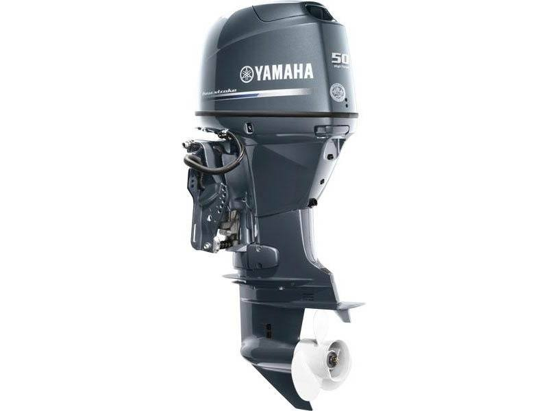 2016 Yamaha T50LB in Harriman, Tennessee