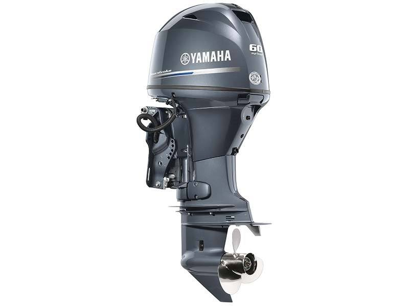 2016 Yamaha T60LB in Harriman, Tennessee