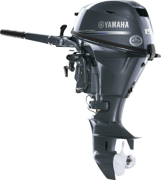 2017 Yamaha F15LPHA in Newport News, Virginia
