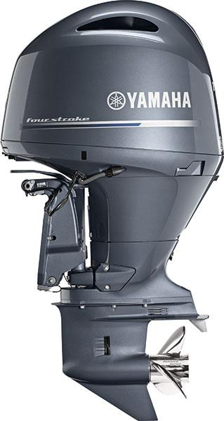 2017 Yamaha LF115XB in Harriman, Tennessee