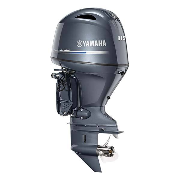 2018 Yamaha F115 I-4 1.8L Mechanical 25 in Eastland, Texas