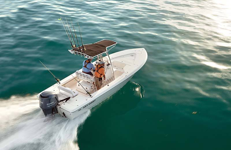 2018 Yamaha F200 V6 3.3L Mechanical 25 in Fleming Island, Florida