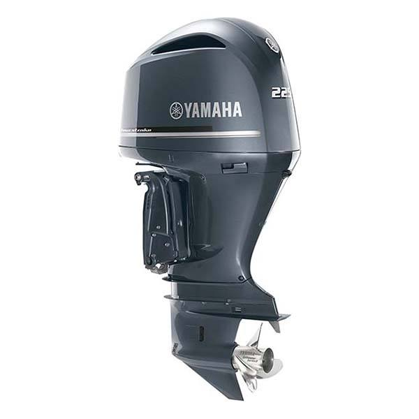2018 Yamaha F225NCA Offshore 4.2L V6 in Oceanside, New York