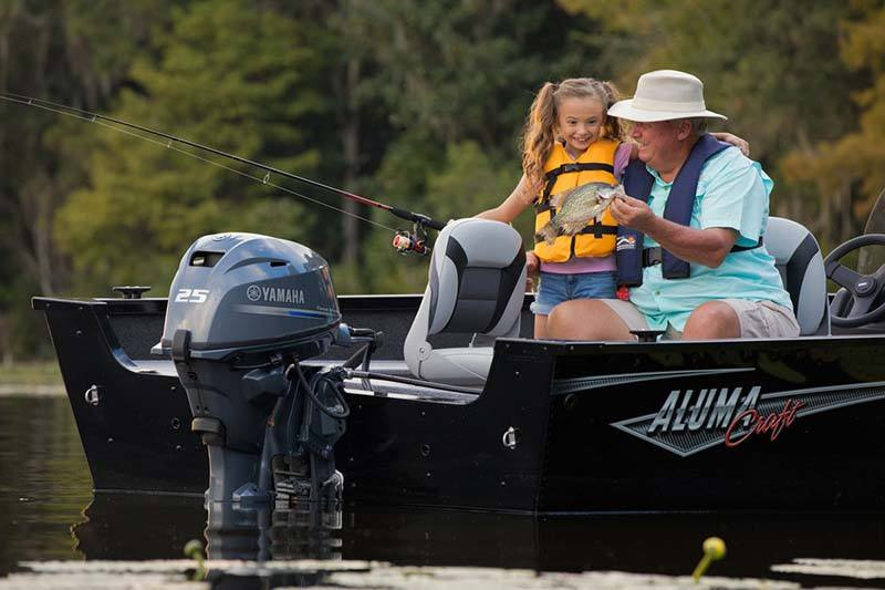 2018 Yamaha F25 Portable Tiller ES in Greenwood, Mississippi - Photo 5