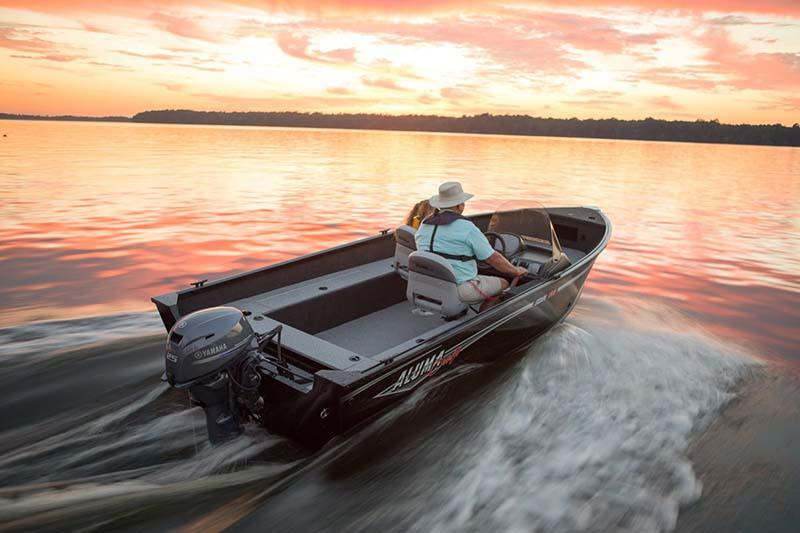 2018 Yamaha F25 Portable Tiller ES in Newberry, South Carolina