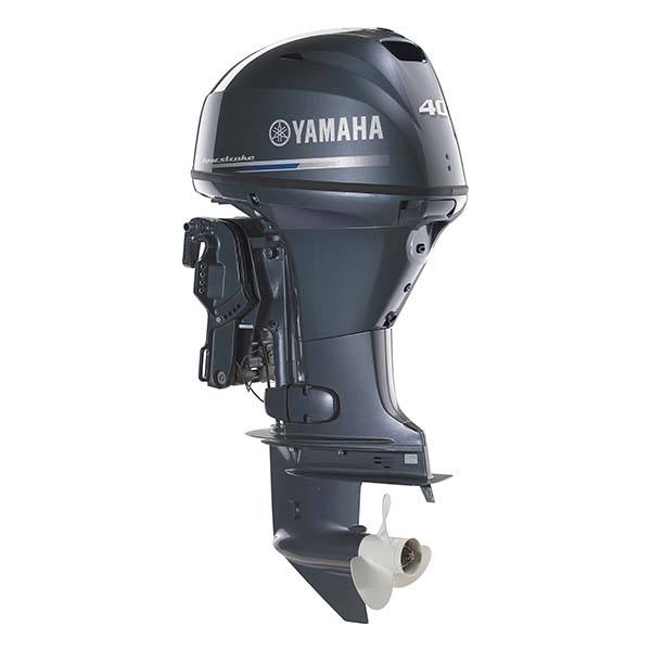 2018 Yamaha F40 Midrange Mechanical 20 in Eastland, Texas