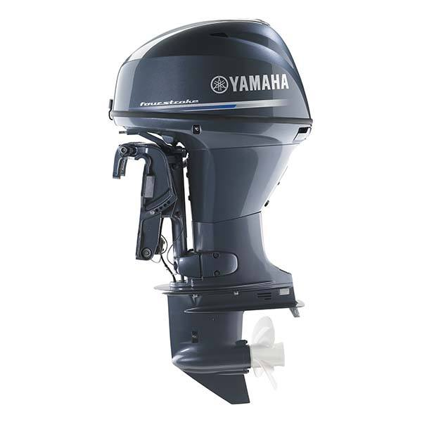 New 2018 yamaha f40 midrange tiller 20 boat engines in for Yamaha installment financing