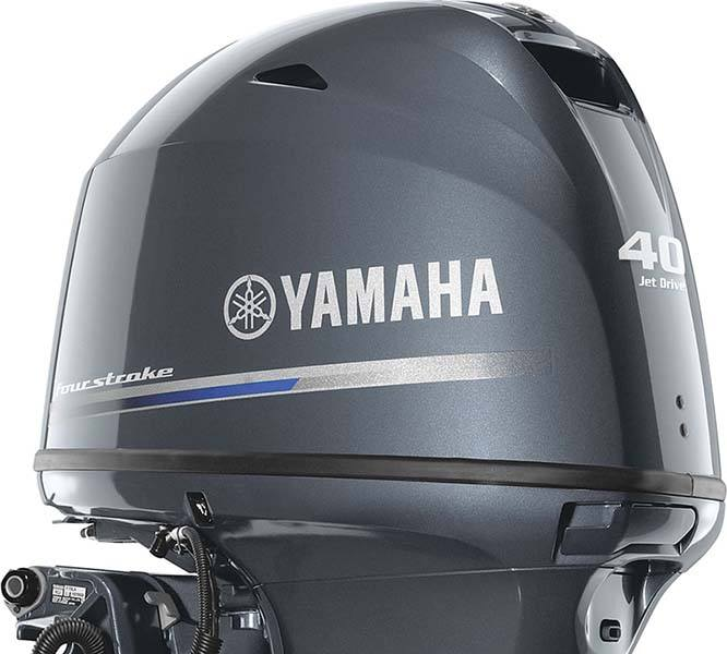2018 Yamaha F60 Jet Drive in Bridgeport, New York