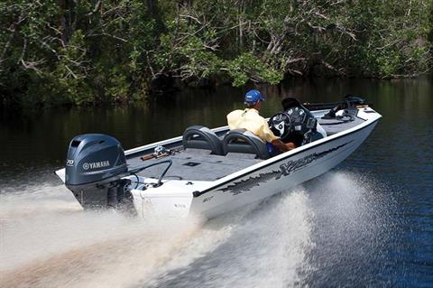 2018 Yamaha F70 Midrange Mechanical 20 in Pensacola, Florida