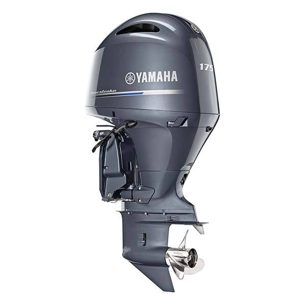 2018 Yamaha F175 I-4 2.8L Digital 25 in Fleming Island, Florida