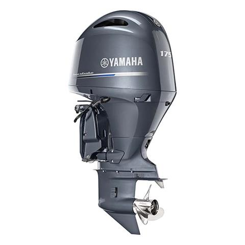 2018 Yamaha F175 I-4 2.8L Mechanical 25 in Oceanside, New York
