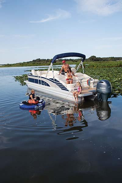 2018 Yamaha F200 I-4 2.8L Digital 20 in Fleming Island, Florida